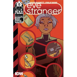 EVE STRANGER TP VOL 1