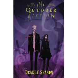 OCTOBER FACTION TP VOL 4 DEADLY SEASON
