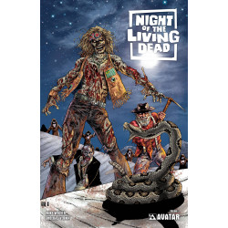 NIGHT O T LIVING DEAD HC VOL 3