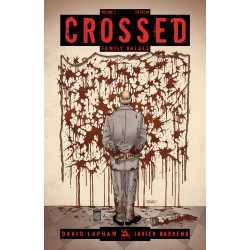 CROSSED HC SGN ED VOL 2 FAMILY VALUES