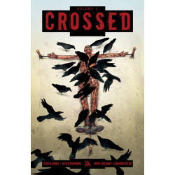 CROSSED HC SGN ED VOL 4 BADLANDS