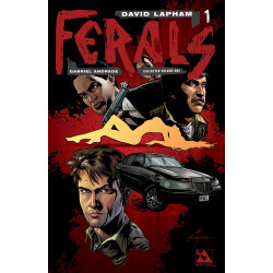 FERALS HC VOL 1 SIGNED LTD ED