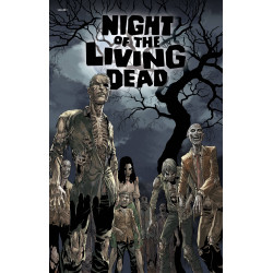 NIGHT O T LIVING DEAD SGN HC VOL 1