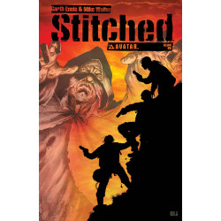 STITCHED SIGNED LTD HC VOL 1