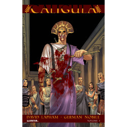 CALIGULA HC VOL 1 SIGNED ED