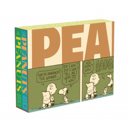 COMPLETE PEANUTS TP BOX SET 1971-1974 4