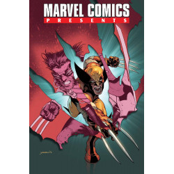 MARVEL COMICS PRESENTS 9