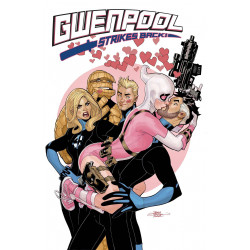 GWENPOOL STRIKES BACK 2