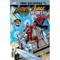 TRUE BELIEVERS CARNAGE SAVAGE REBIRTH