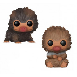 BABY NIFFLERS FANTASTIC BEASTS 2 POP! 2 PACK VINYL FIGURE