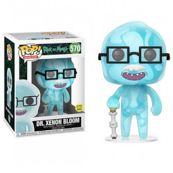 DR XENON BLOOM RICK AND MORTY POP! ANIMATION VYNIL FIGURE