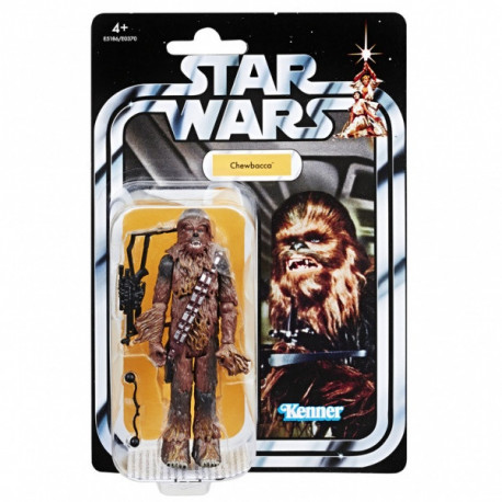 CHEWBACCA STAR WARS VINTAGE COLLECTION ACTION FIGURE