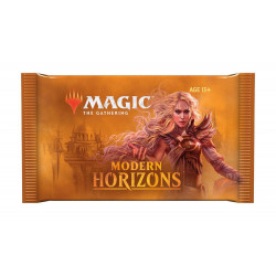 MODERN HORIZONS BOOSTER MAGIC THE GATHERING ANGLAIS
