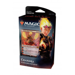 CHANDRA PLANESWALKER DECK CORE SET 2020 MAGIC THE GATHERING ANGLAIS