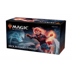 DECK BUILDER'S TOOLKIT CORE SET 2020 MAGIC THE GATHERING ANGLAIS