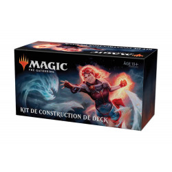 KIT DE CONSTRUCTION DE DECK CORE SET 2020 MAGIC THE GATHERING FRANCAIS