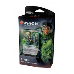 VIVIEN DECK DE PLANESWALKER EDITION DE BASE 2020 MAGIC THE GATHERING FRANCAIS