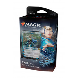 YANLING DECK DE PLANESWALKER EDITION DE BASE 2020 MAGIC THE GATHERING FRANCAIS