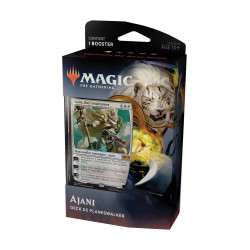 AJANI DECK DE PLANESWALKER EDITION DE BASE 2020 MAGIC THE GATHERING FRANCAIS