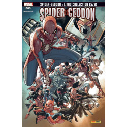 SPIDER-GEDDON (FRESH START) N 3
