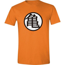 DRAGON BALL GOKU'S KANJI T SHIRT SIZE EXTRA LARGE