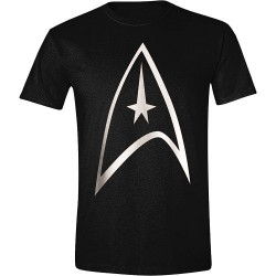 STAR TREK COMMAND LOGO SHIRT SIZE MEDIUM