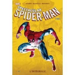 SPECTACULAR SPIDER-MAN INTEGRALE 1981