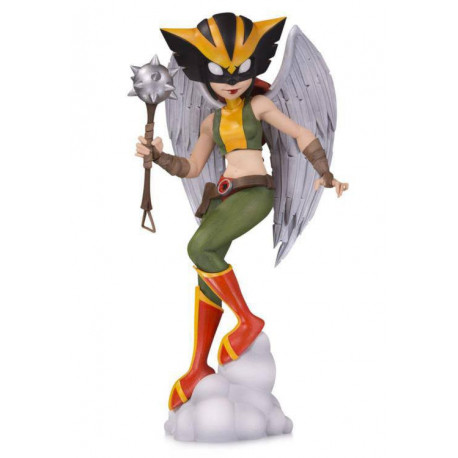 HAWKGIRL DC ARTISTS ALLEY BY ZULLO FIGURE