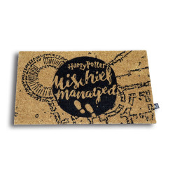MISCHIEF MANAGED HARRY POTTER DOORMAT