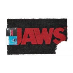 JAWS LOGO DOORMAT