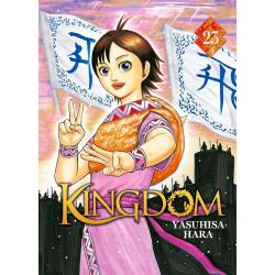 KINGDOM - TOME 23 - LIVRE (MANGA)