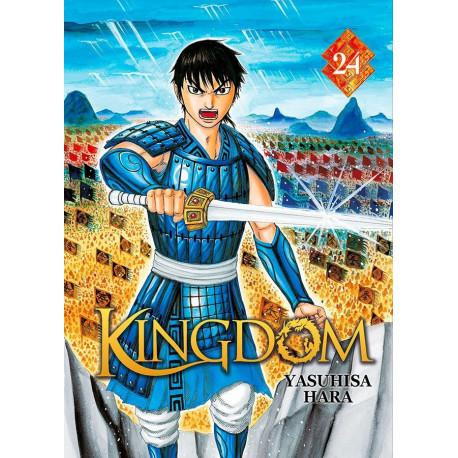 KINGDOM - TOME 24 - LIVRE (MANGA)