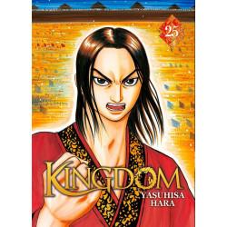 KINGDOM - TOME 25 - LIVRE (MANGA)
