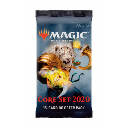 MAGIC THE GATHERING CORE SET 2020 ENGLISH VERSION TRADING CARDS