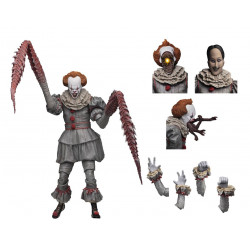 PENNYWISE DANCING CLOWN ULTIMATE ACTION FIGURE