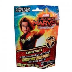 CAPTAIN MARVEL HEROCLIX GRAVITY FEED