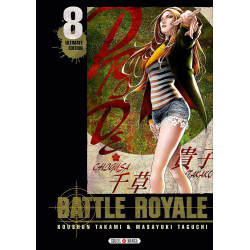 BATTLE ROYALE - T08 ULTIMATE EDITION