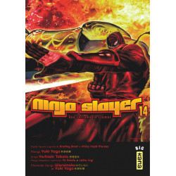 NINJA SLAYER, TOME 14