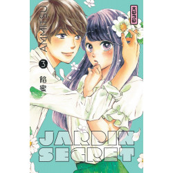 JARDIN SECRET, TOME 3