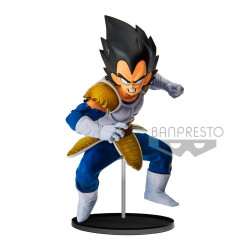 VEGETA BWFC DRAGON BALL PVC FIGURE