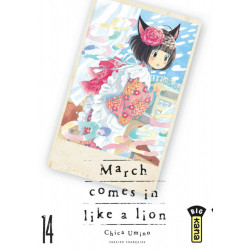 MARCH COMES IN LIKE A LION, TOME 14