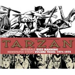TARZAN : INTEGRALE RUSS MANNING 3