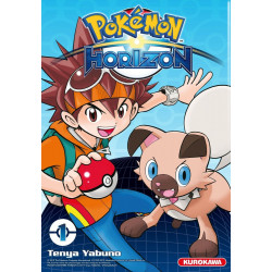POKEMON HORIZON - TOME 1
