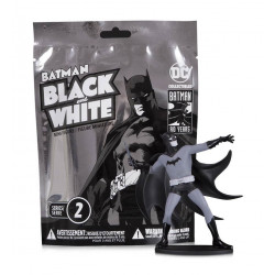 BATMAN BLACK AND WHITE SERIES 2 DC COMICS MINI FIGURE BLIND BAG