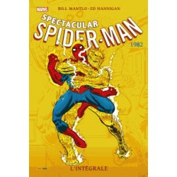 SPECTACULAR SPIDER-MAN INTEGRALE 1982