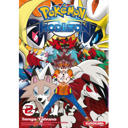 POKEMON HORIZON - TOME 2