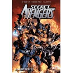 SECRET AVENGERS T01