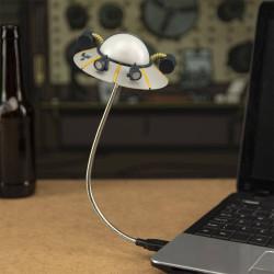 RICK AND MORTY SHIP USB LIGHT