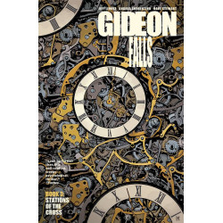 GIDEON FALLS TP VOL 3 STATIONS OF THE CROSS