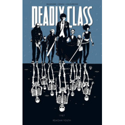 DEADLY CLASS TP VOL 1 REAGAN YOUTH